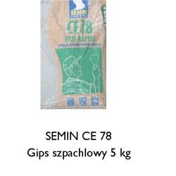 Gips SEMIN CE78 25kg