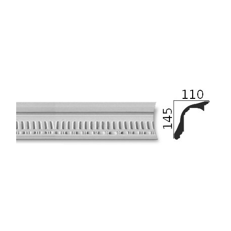 Faseta gipsowa SC20 110x145mm