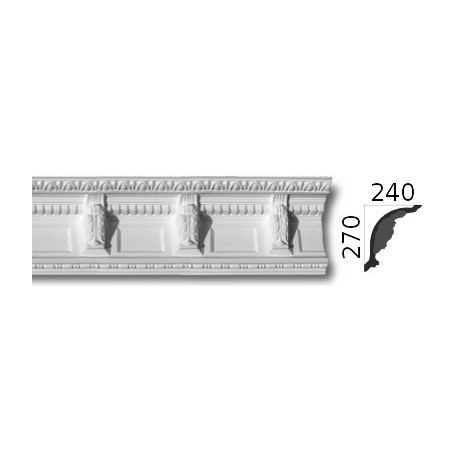 Faseta gipsowa SC21 240x270mm
