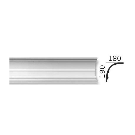 Faseta gipsowa SCE9s 180x190mm
