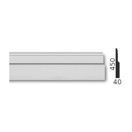 Gzyms SG8 40x450mm