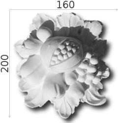 Element ozdobny SMC01 160x200mm