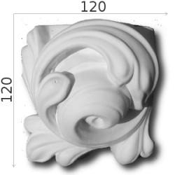 Element ozdobny SMC06 120x120mm