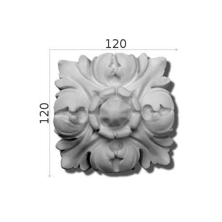 Element ozdobny SMC08 115x115mm