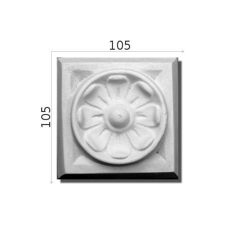 Element ozdobny SMC12 105x105mm
