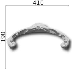 Element ozdobny SMC14 410x190mm