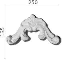 Element ozdobny SMC15 250x135mm