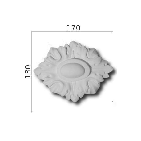 Element ozdobny SMC17 170x130mm