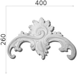 Element ozdobny SMC18 400x260mm
