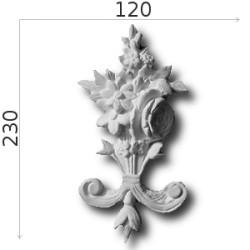 Element ozdobny SMC28 210x230mm
