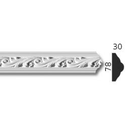 Listwa gipsowa SLP06 28x78mm