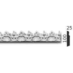 Listwa gipsowa SLP10 25x100mm