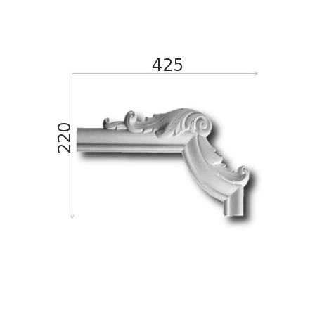 Narożnik SNLP19b 425x220mm