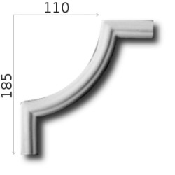 Narożnik SNLP20 110x185mm