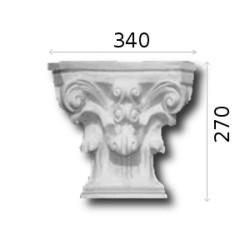 Głowica SGP01180 (do pilastra SPL01)