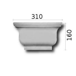 Głowica SGP02180 (do pilastra SPL01)