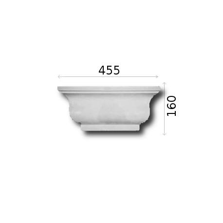 Głowica SGP02320 (do pilastra SPL02)