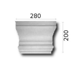 Głowica SGP03180 (do pilastra SPL01)