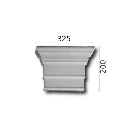 Głowica SKE20D (do pilastra SPLE20)