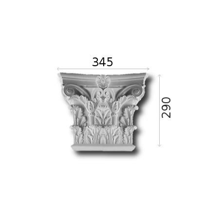 Głowica SKE23K (do pilastra SPLE23)