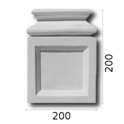 Baza SBEG17 (do pilastra SPLE17)