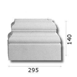 Baza SBEG20 (do pilastra SPLE20)