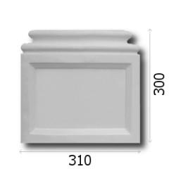 Baza SBEG23 (do pilastra SPLE23)