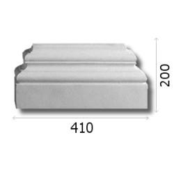 Baza SBEG30 (do pilastra SPLE30)