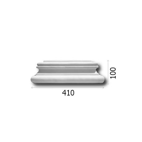 Baza SBEK30 (do pilastra SPLE30)