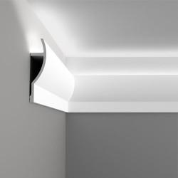 Gzyms oświetleniowy LED SOC372 70x280mm
