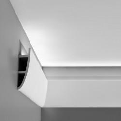 Gzyms oświetleniowy LED SOC374 50x180mm