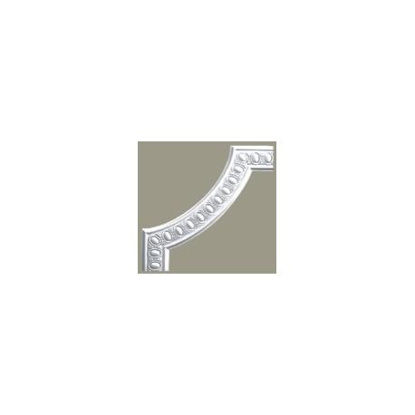 Narożnik do Listew Naściennych Zdobionych SCC-LNZ-03-2