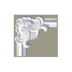 Narożnik do Listew Naściennych Gładkich SCC-LNG-02-1 270x270mm