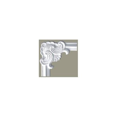 Narożnik do Listew Naściennych Gładkich SCC-LNG-02-1