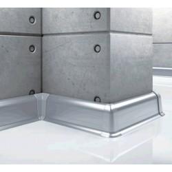 Listwa przypodłogowa aluminiowa SCC-LP55-CO-250