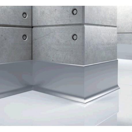 Listwa przypodłogowa aluminiowa SCC-LP80-CO-250