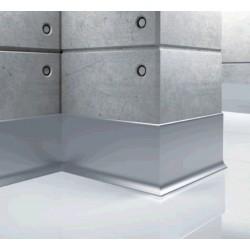 Listwa przypodłogowa aluminiowa SCC-LP100-CO-250