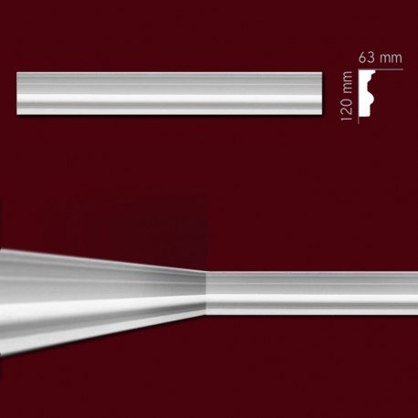 Gzyms SG6 63x120mm
