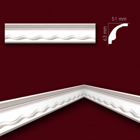 Faseta gipsowa SC09 51x63mm