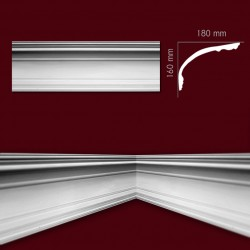 Faseta gipsowa SC19a 180x160mm