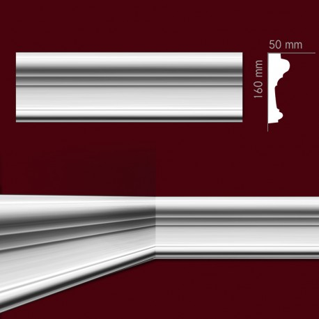 Gzyms SG19 50x160mm