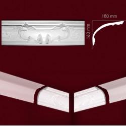 Narożnik Fasety gipsowej SNC19 180x160mm