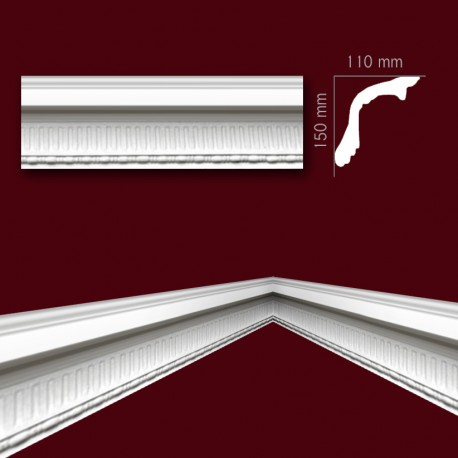 Faseta gipsowa SC20 110x150mm