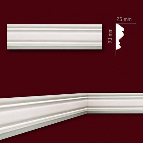 Listwa gipsowa SLP01 25x93mm