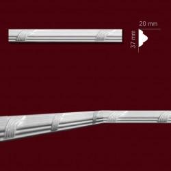 Listwa gipsowa SLP07 20x37mm