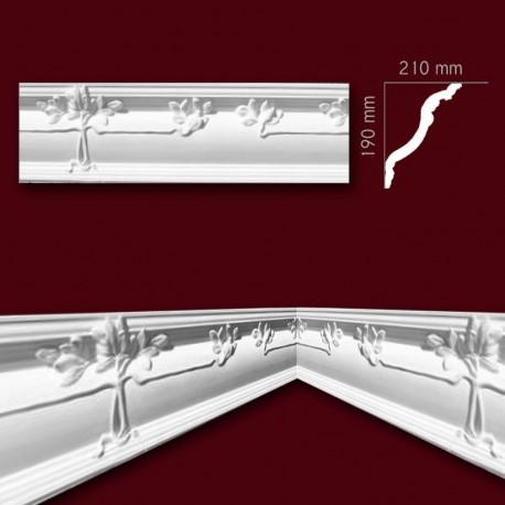 Faseta gipsowa SC33 210x190mm