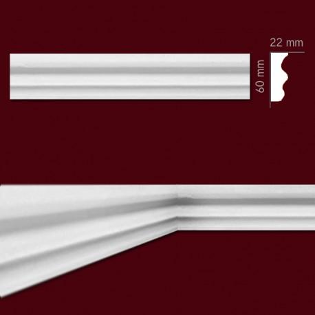 Listwa gipsowa SLP13 22x60mm