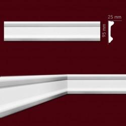 Listwa gipsowa SLP15 25x95mm