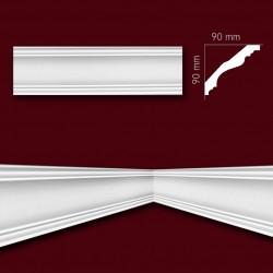 Faseta gipsowa SC40 90x90mm