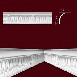 Faseta gipsowa SC48 220x110mm